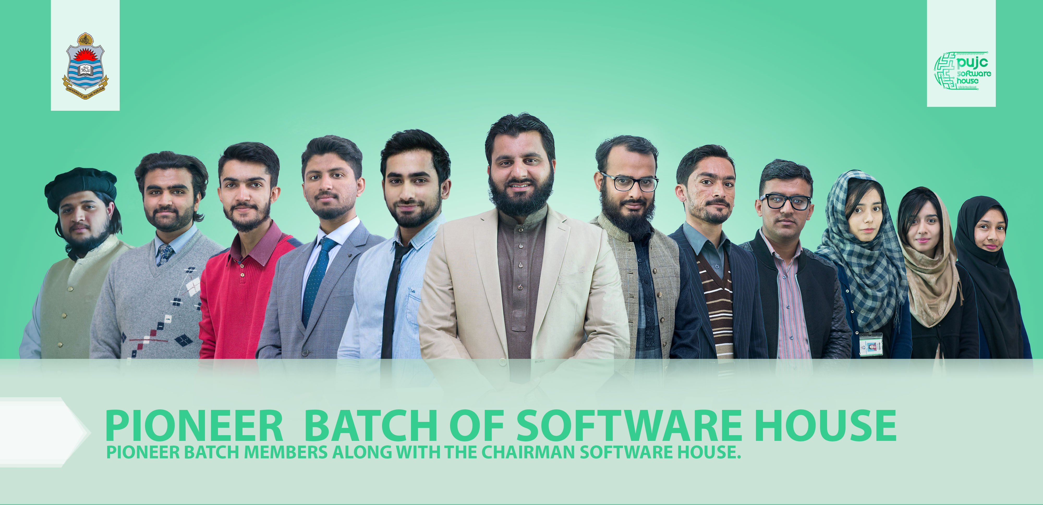 PIONEER BATCH - SOFTWARE HOUSE 1